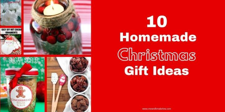 10 Diy Christmas Gifts You Ll Want To Try Me And B Make Tea