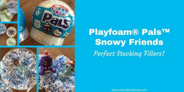 playfoam pals snowy friends christmas gift ideas for kids