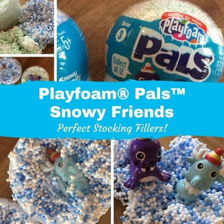 playfoam pals snowy friends christmas gift ideas for kids