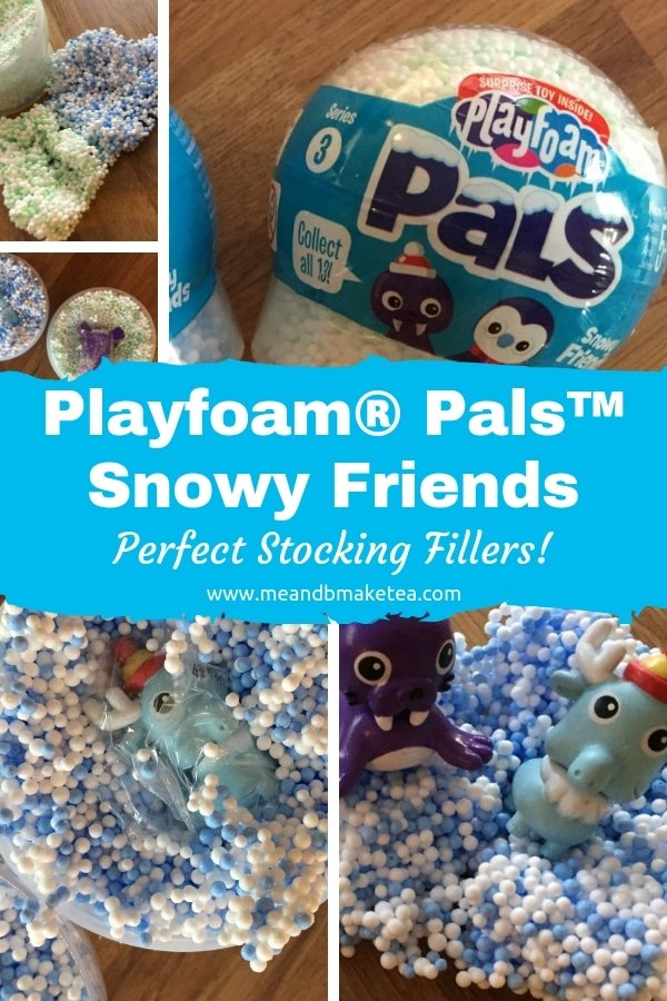 playfoam pals snowy friends christmas gift ideas for kids and review
