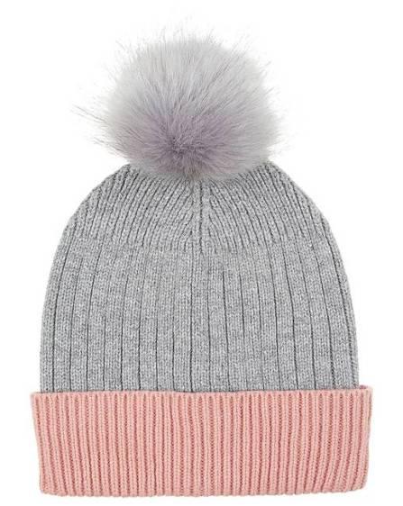 pom pom beanie hat for winter