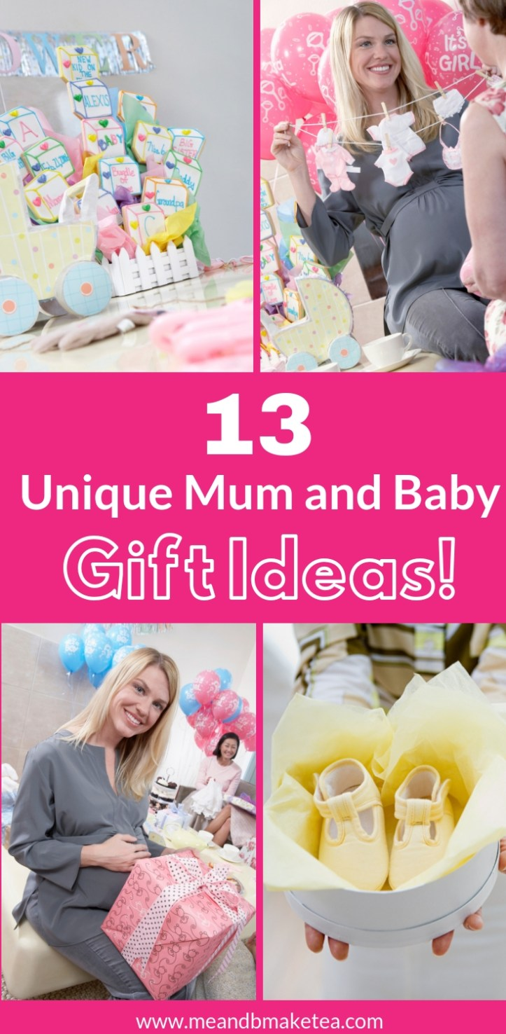 13 unique mum and baby gift ideas which are useful and help mum out
