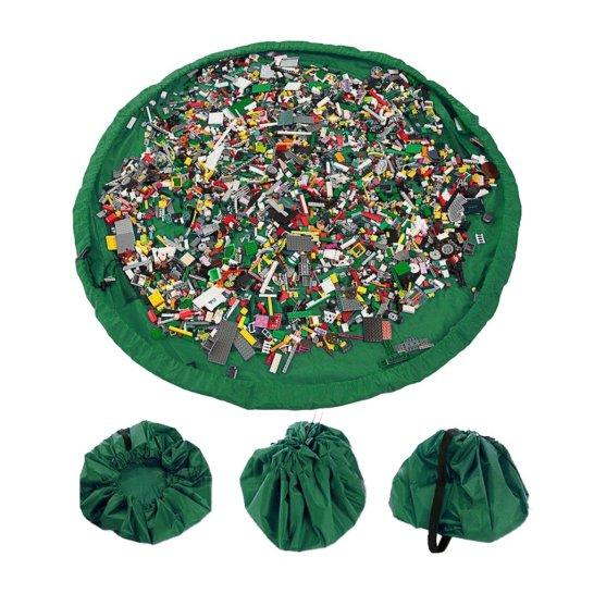 Lego storage mats for keeping lego organised