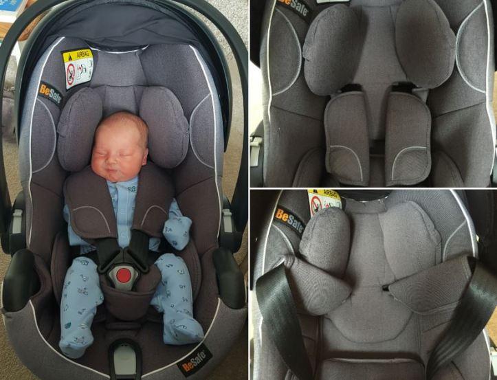 besafe izi go modular isize car seat