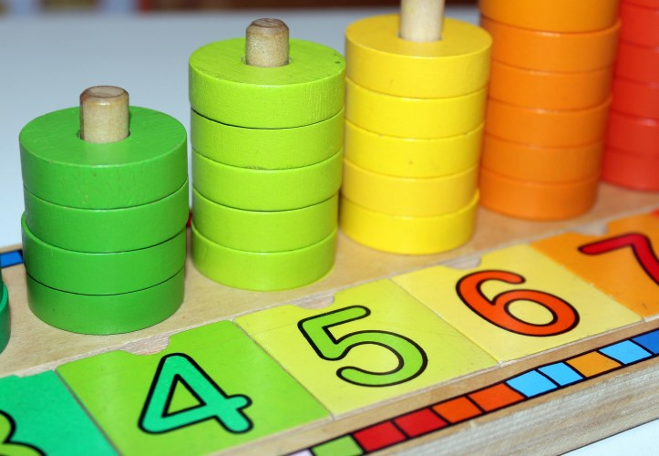 making learning fun for kids - maths ideas and counting