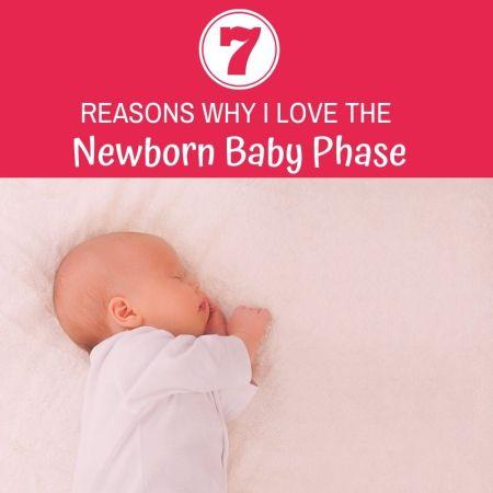 newborn baby phase 2