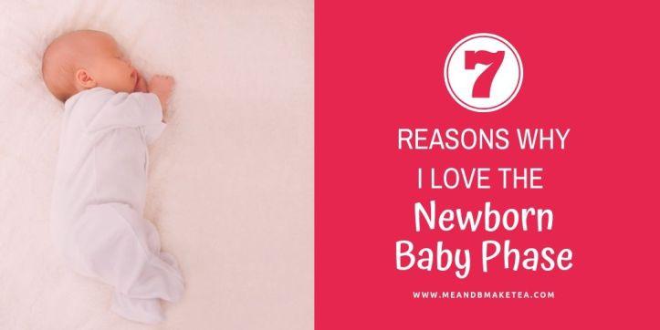 newborn baby phase 1