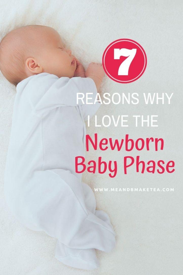 newborn baby phase