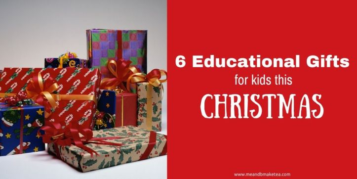 educational gift ideas for kdis this christmas - thumbnail