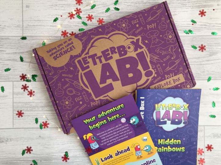letterbox lab subscription box review
