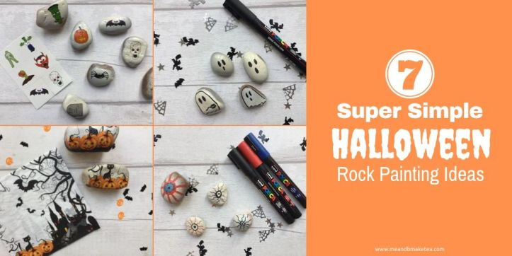 rock-painting-ideas-halloween