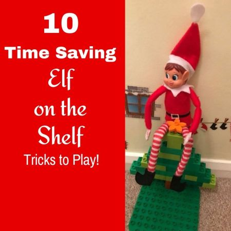 time saving elf on the shelf tricks to play this december - thumbnail for social media