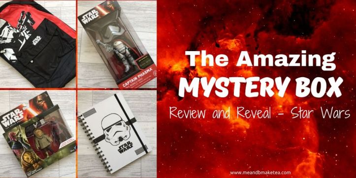 the amazing mystery box star wars collectibles and items thumbnail image twitter