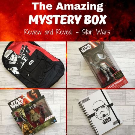 the amazing mystery box star wars collectibles and items thumbnail image2