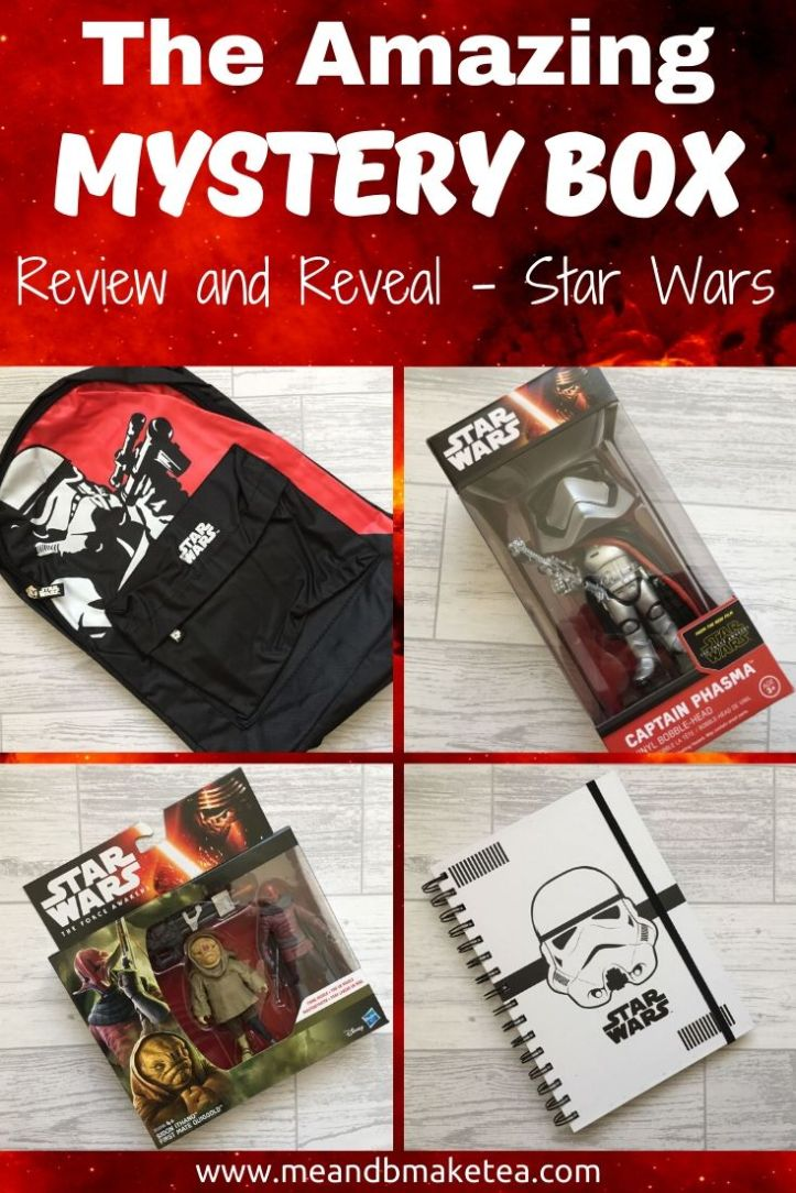 the amazing mystery box star wars collectibles and items thumbnail image