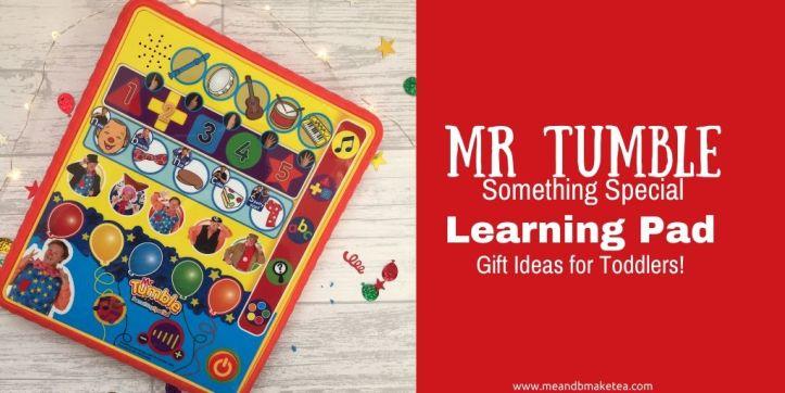 mr tumble learning pad twittermage