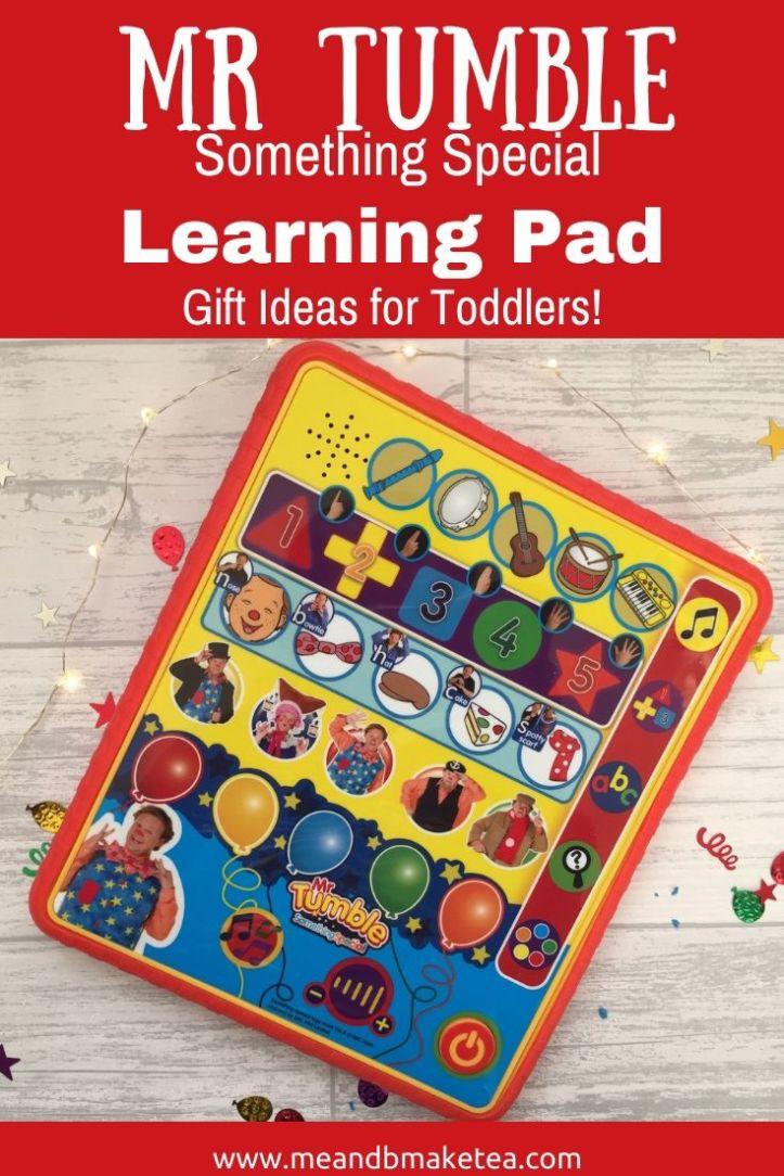 mr tumble learning pad pinterest image