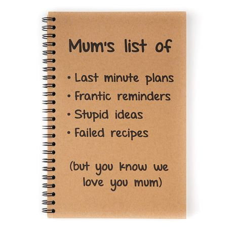 organiser for busy mums