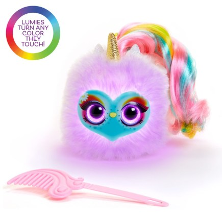 Pomsies Lumies Toys review