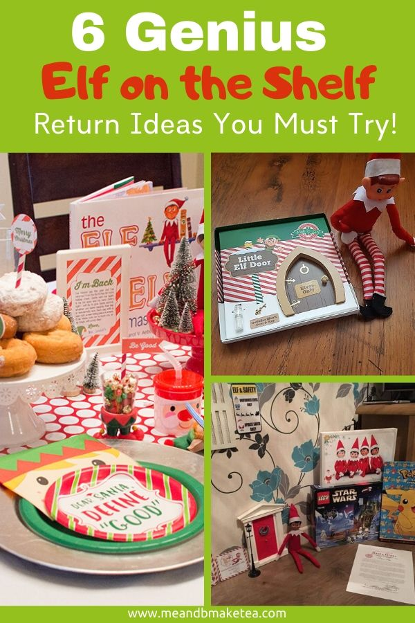 Genius elf on the shelf arrival ideas