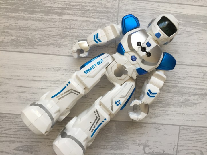 Xtrem smart bot robot toy robot