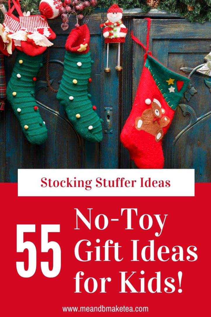 no toy gift and present ideas for kids