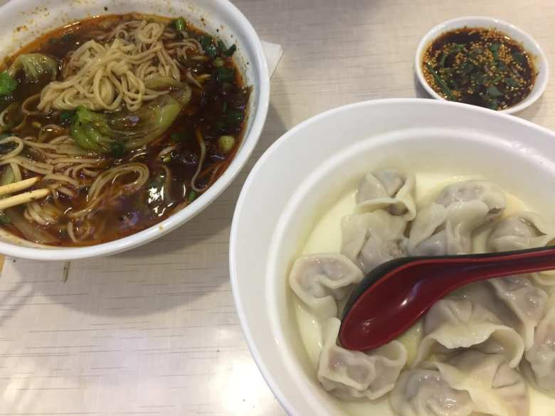 Delicious Sichuan Cuisine - In Chengdu, a land of pandas and tunnels