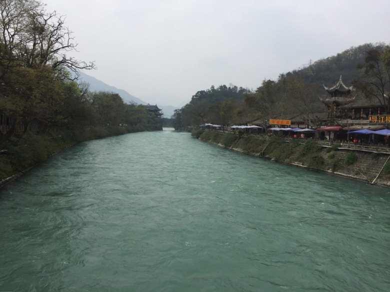 Dujiniang waterway