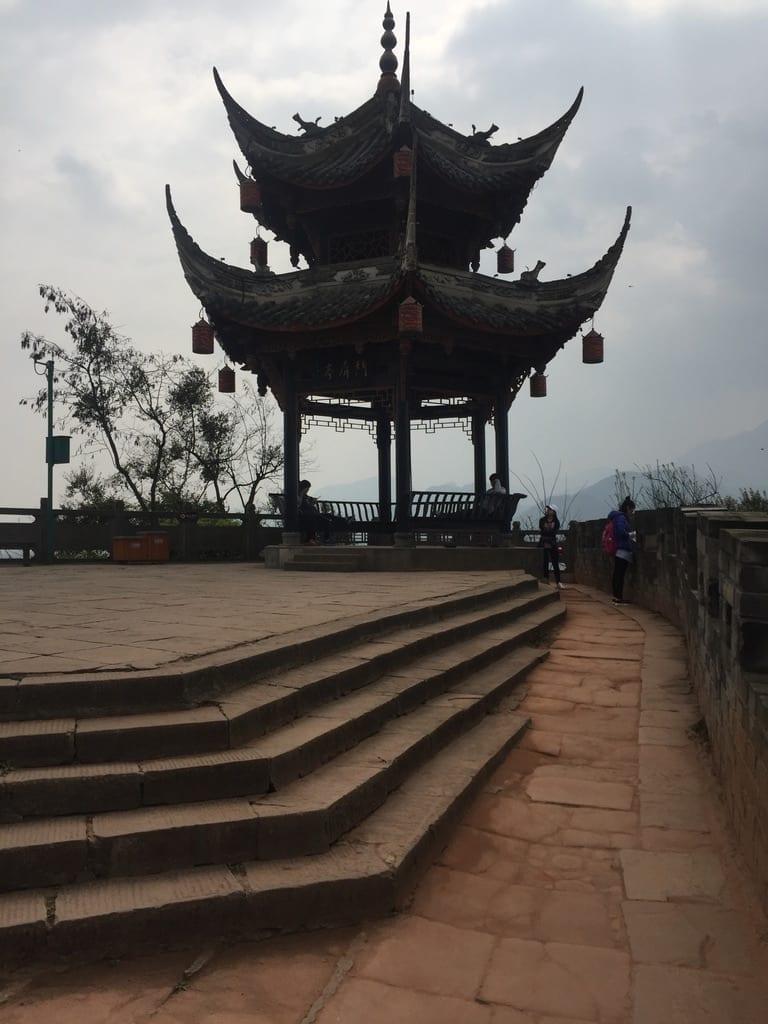Pagodas - Dragons, myth, and minjian (overland asia diary #9)