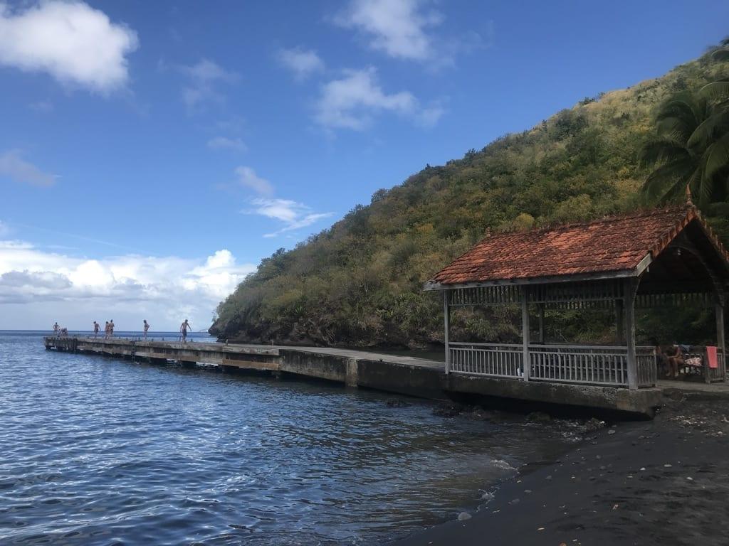 l'anse noire, Martinique. A Martinique Road Trip