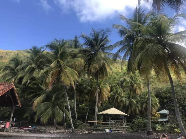 Anse Noir - a Martinique road trip