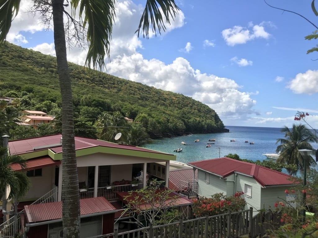 L'anse dufour, a Martinique Road Trip