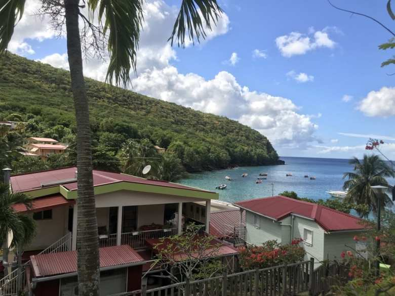 L'anse dufour, a Martinique Road Trip