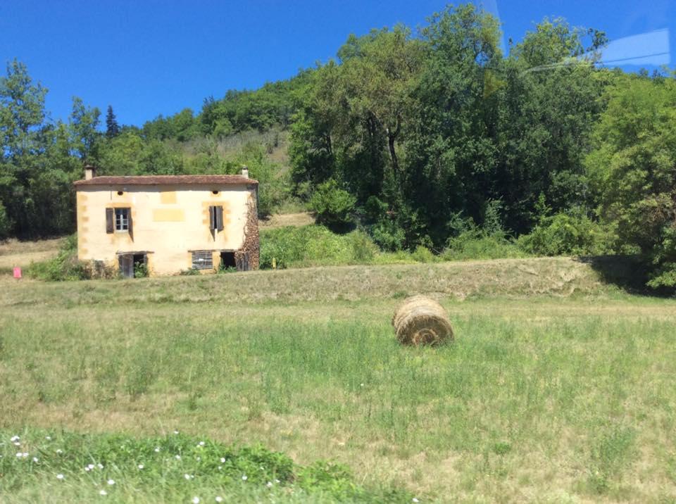 The Périgord countryside