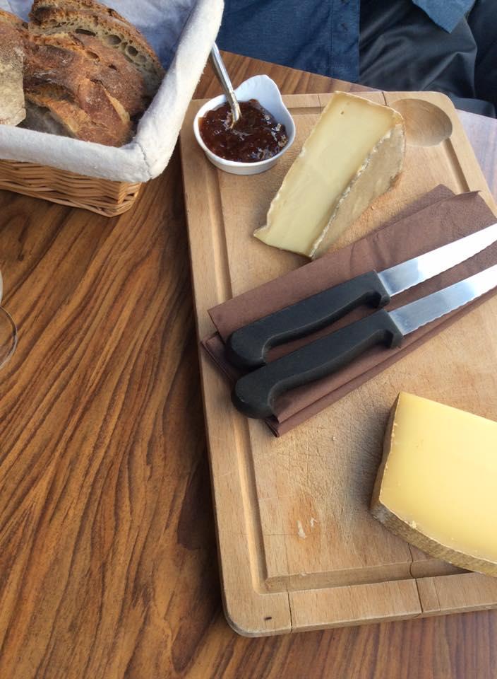 Cheese in the Périgord