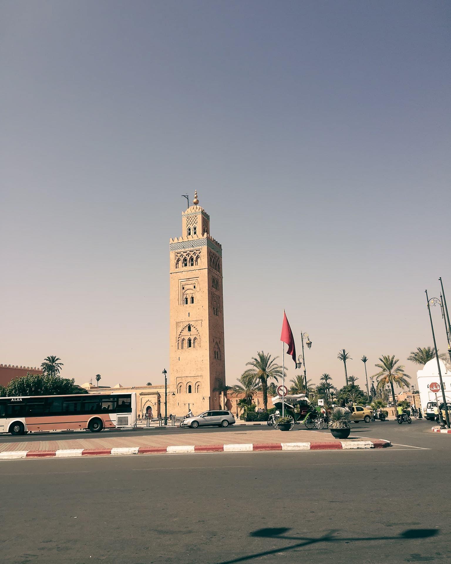 Marrakech, Moroccoa