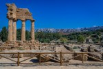 A look at the Valley of the Temples in Agrigento Italy (Sicily)
