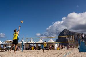 2019 ISF World Schools Championship Beach Volleyball in San Vito Lo Capo