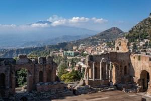 2019 Oct. – Taormina, Savoca, and Castelmola; Sicily