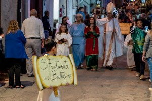 2019 Santa Fortunata Procession – Patroness of Baucina