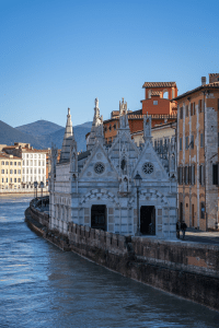 A look around the beautiful Pisa Italy