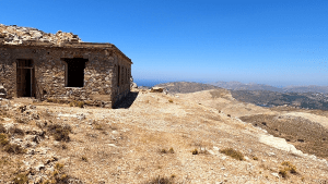 Video – Abandoned WWII military sites in SW Xirokampos (Leros, Greece)
