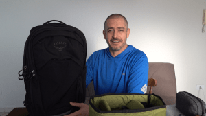Video Review – Osprey Radial – 26-34L Backpack