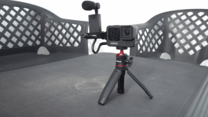 Video Review – GoPro Hero 9 mic adapter vlog setup after update 1.50.00