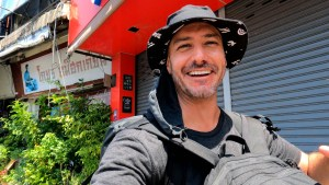 Video – Getting from Rawai to Phuket Town, could've gone cheaper, but this was an experience – April 2021