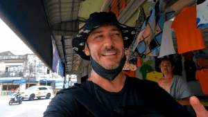 Video – Phothong from Phuket Town to Rawai Thailand and a great resort for US$39 a night April 2021
