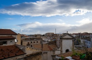 A look at Palermo Italy in December 2020