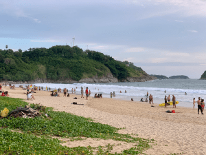 Read more about the article May 2021 Naiharn Beach Phuket Thailand