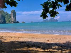 June 2021 Ao Nang Beach Thailand
