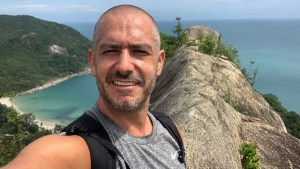 Video – Bottle Beach Viewpoint on Koh Phangan Thailand in July of 2021